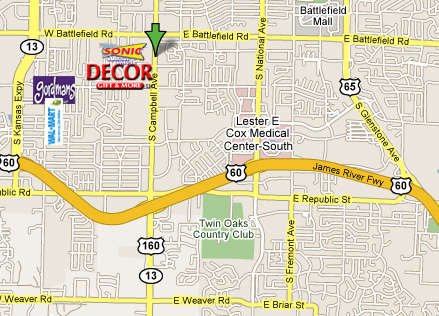 Map to Decor Gift and More